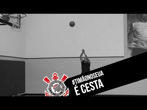 #TimãonosEUA | Destaque da sexta: cesta!
