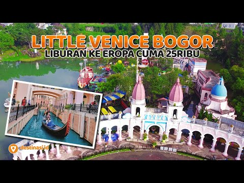 Wisata Little Venice Bogor Cianjur Cipanas Puncak