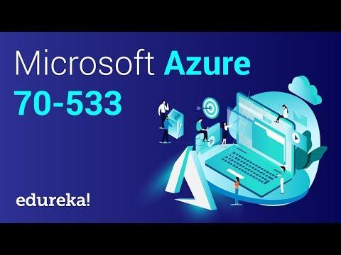 Microsoft Azure 70-533 Training | Azure 70-533 ... - YouTube