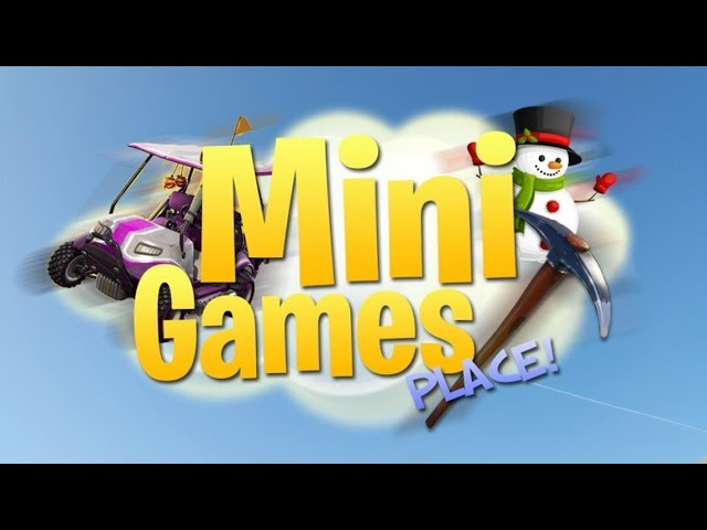 Mini Games Place