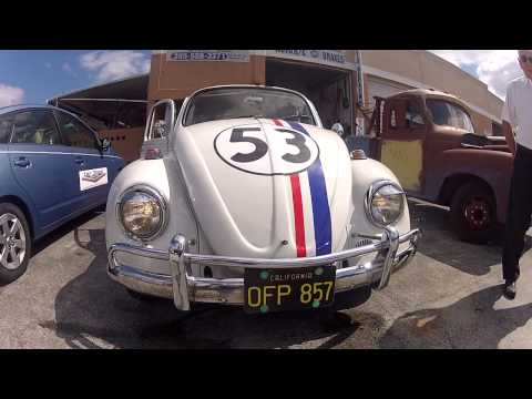 download link youtube north perry airport plane and car show featuring herbie the love bug and mater car show tv