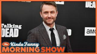 AMC Brings Back Chris Hardwick - The Kinda Funny Morning Show 07.26.18