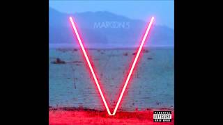 Lost Stars - Maroon 5 (Audio)