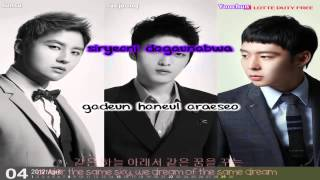 JYJ - Fallen Leaves