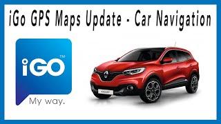 IGo Primo GPS Maps Update - Car Navigation