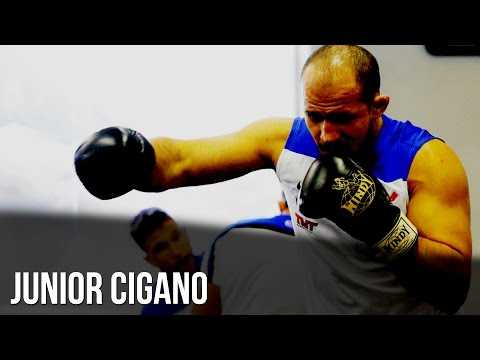 Corinthians MMA   Junior Cigano retoma rotina de treinamentos