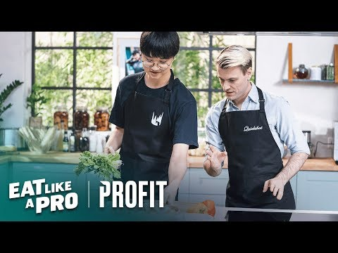 EAT LIKE A PRO with Profit