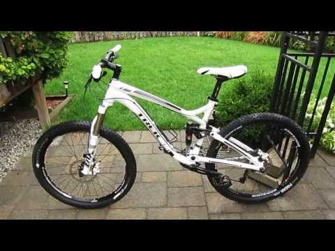 2013 Trek Fuel EX 7 Mountain Bike Quick Review