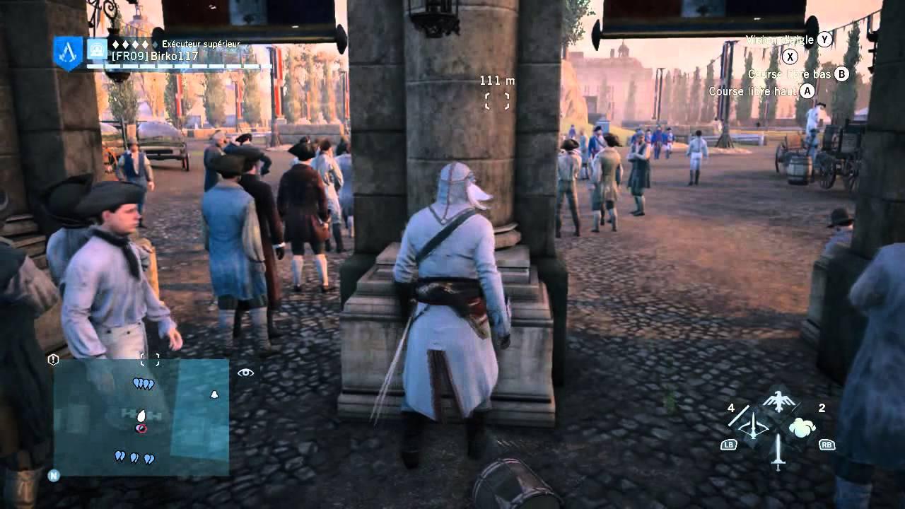 [TUTO] [FR] Nostradamus - Assassin's Creed Unity : Taurus - Birko117