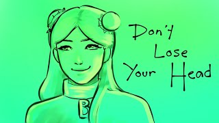 [ANIMATIC] Don't lose your head- Six the musical