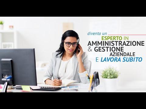 Recensione Corso Amministrazione e Gestione Aziendale con Consulenza di Carriera