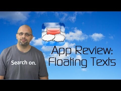 Overlay Your Text Messages with Floating Texts — Android App Review