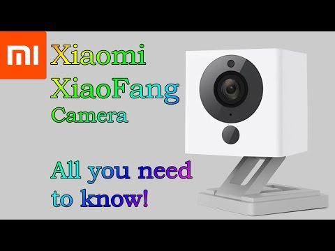 Original Xiaomi Xiaofang 110 176 F2 0 8x Digital Zoom 1080p