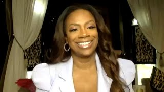 Kandi Burruss On Her 'RHOA' Reunion Beef With NeNe And 'Masked Singer' Win! (Exclusive)