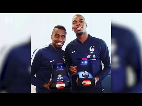 Here's Paul Pogba's special way of remembering France's World Cup victory