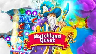Matchland Quest - Android Gameplay ᴴᴰ