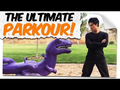 The Ultimate Parkour! (видео)