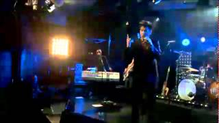 Adam Lambert - Kickin' In (Live on iHeartRadio 2012)