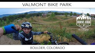 Valmont Biker Park  |  JULY 2017  |  Party with a Grom!