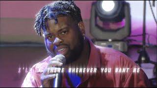 Pink Sweat$ - At My Worst [Live Lyric Video]