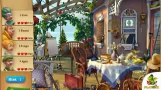 Gardenscapes 2 Collector's Edition video