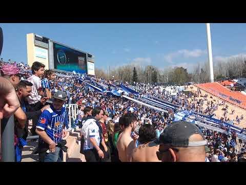 """""""La banda del expreso vs Estudiantes"""" Barra: La Banda del Expreso • Club: Godoy Cruz"""