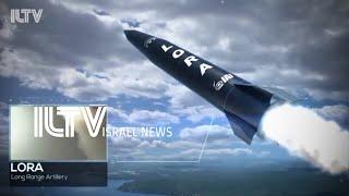 Video: Nové izraelské rakety ničí cíle do vzdálenosti 400 km