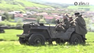 preview picture of video 'Letecká bitva ve Strání'