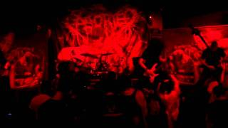 Aborted - Dead Wreckoning (live at Le Ramier) - 08/08/2011