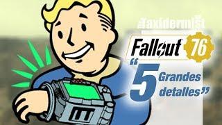 Fallout 76 | 5 grandes detalles del tráiler