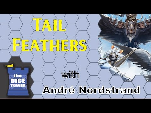 Dice Tower Reviews: Tail Feathers with Takras