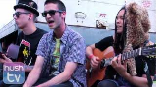 HUSH TV   The Skints   Can't Take No More   Acoustic Session