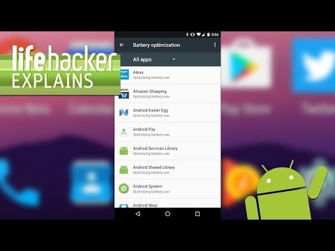 How Android Doze Works, And How To Tweak It To Save Your Battery