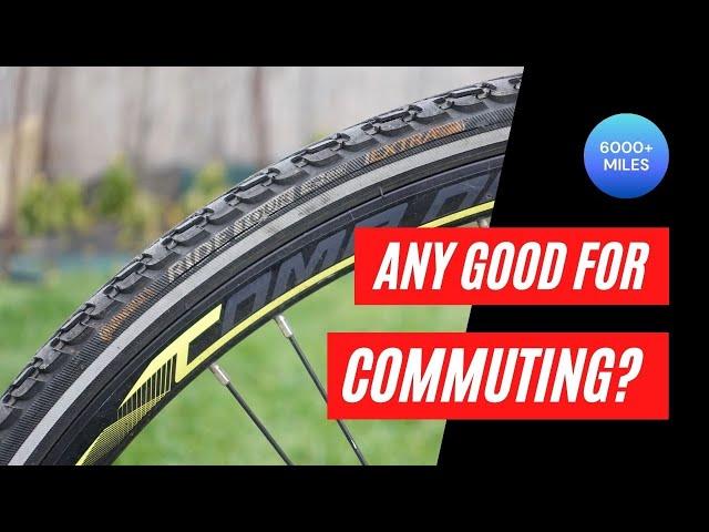 "Видео Покрышка Continental Ride Tour, 28"", 700x47C, Wire, Industry черная"