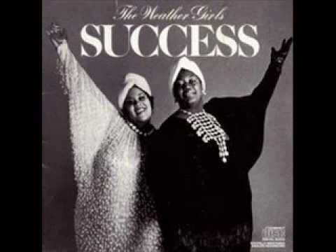 The Weather Girls - Success (album sleeve)