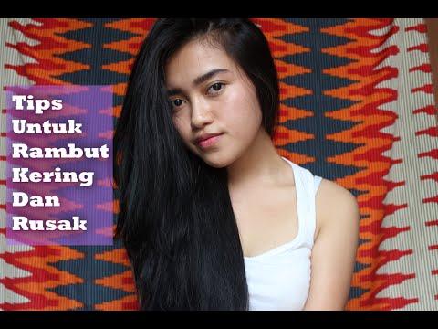 Video Tips Mengatasi Rambut Rusak/Kering | Indira Kalistha