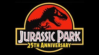 JURASSIC PARK: Journey Back To The Island - 25th Anniversary Tribute