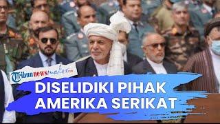 Mantan Presiden Afganistan Diduga Bawa Uang Jutaan Dolar AS saat Kabur, Amerika Serikat Turun Tangan