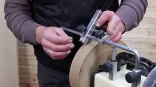 Оснастка для правки шлифовального круга