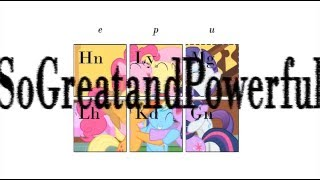 SoGreatandPowerful - The Standard Model PMV