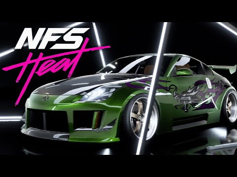 Need for Speed Heat - EVERY CAR
