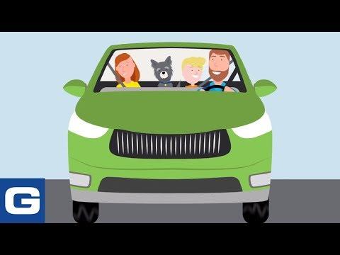 Gestión de pasajeros mientras conduces