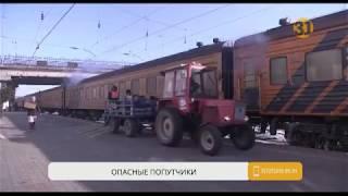 Пассажиры казахстанских поездов жалуются на клопов в вагонах