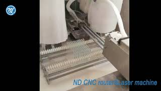 NDCNC Engraving and Cutting Machine FC-350II+AT4