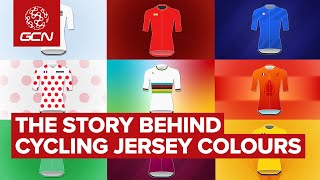 The Colours Of Bike Racing | Why There Are So Many Different Jerseys In Pro Cycling