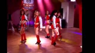 las divinas gasolina primer concurso de baile