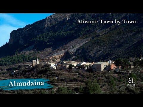 ALMUDAINA. Alicante town by town