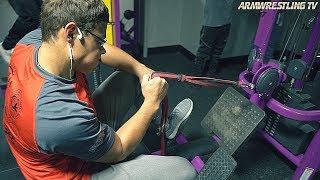 ARM WRESTLING TRAINING 2018 #5