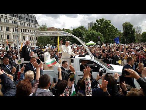 Βουλγαρία: Σημαντική συνάντηση Πάπα με Ορθόδοξο Πατριάρχη…