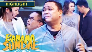 Banana Sundae: 'After Party' Challenge